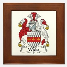 Wicks Framed Tile