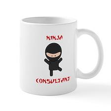 Ninja Consultant Mug
