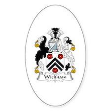 Wickham Oval Decal