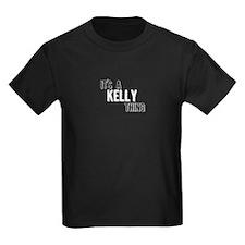 Its A Kelly Thing T-Shirt