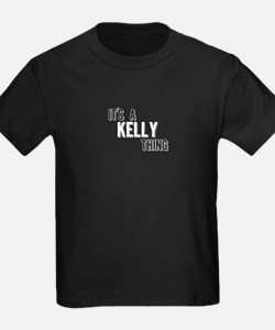 Its A Kelly Thing T-Shirt