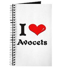 I love avocets Journal