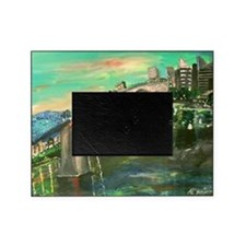 Chattanooga Skyline Picture Frame