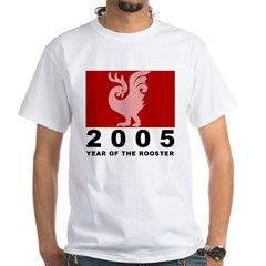 Year Of The Rooster Shirt
