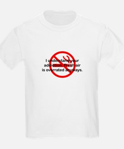 I Understand Your Addiction T-Shirt