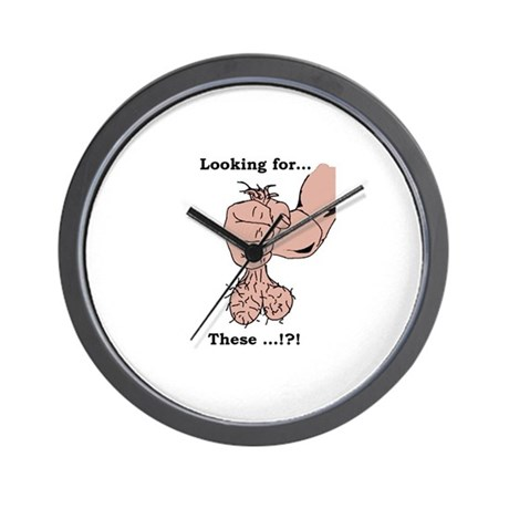 Looking For These? Wall Clock
