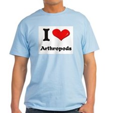 I love arthropods T-Shirt