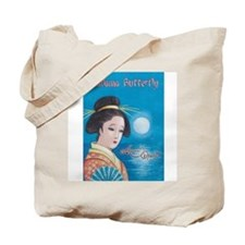 Amore Opera Madama Butterfly Tote Bag