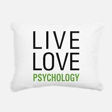 Psychology Rectangular Canvas Pillow