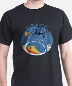 Cervantes mission T-Shirt