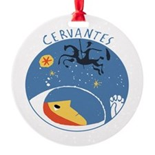 Cervantes mission Ornament