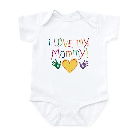 i luv mom Infant Bodysuit