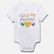 i luv mom Infant Bodysuit