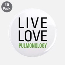 "Pulmonology 3.5"" Button (10 pack)"