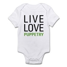 Puppetry Infant Bodysuit