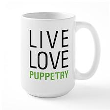 Puppetry Mug