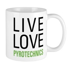 Pyrotechnics Mug