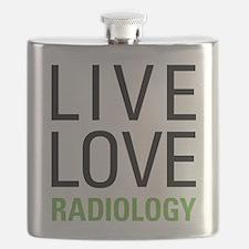Radiology Flask