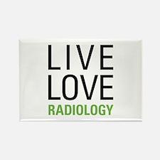 Radiology Rectangle Magnet