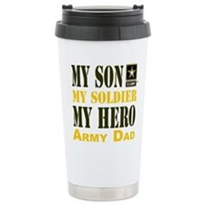 Army Dad Travel Mug