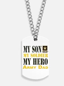 Army Dad Dog Tags