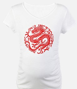 Traditional Chinese Dragon Circle Shirt