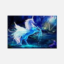 Unicorn Rectangle Magnet