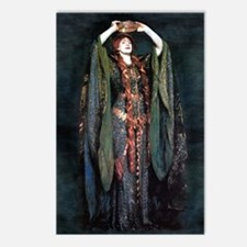 Ellen Terry - Lady Macbeth Postcards (Package of 8