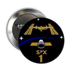 """Sp X-1 NASA 2.25"""" Button"""