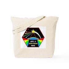 ATV-1 Jules Verne Tote Bag
