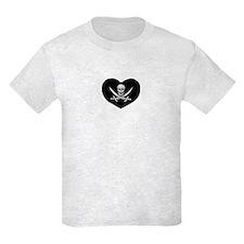 Pirate Heart T-Shirt
