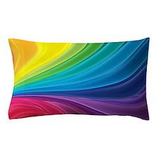 Rainbow Delight Pillow Case