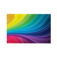 Rainbow Delight Magnets