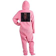 Ellen Terry - Lady Macbeth Footed Pajamas