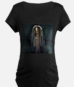 Ellen Terry - Lady Macbeth Maternity T-Shirt