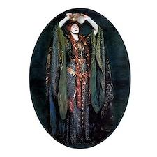 Ellen Terry - Lady Macbeth Ornament (Oval)