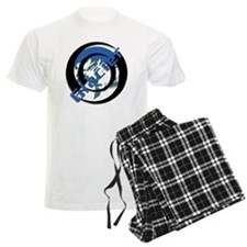 Glacier cool Mountain design Pajamas