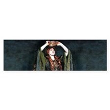 Ellen Terry - Lady Macbeth Bumper Bumper Sticker