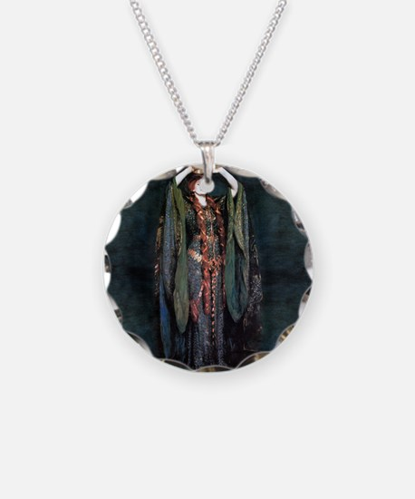 Ellen Terry - Lady Macbeth Necklace