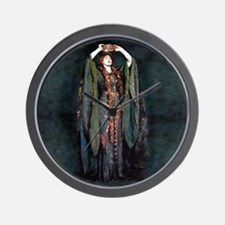 Ellen Terry - Lady Macbeth Wall Clock