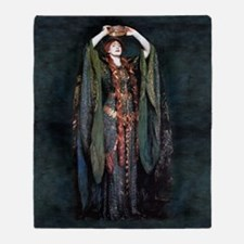 Ellen Terry - Lady Macbeth Throw Blanket