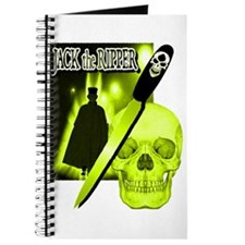 Jack's Back Lime Journal