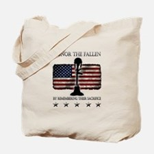 Honor The Fallen Tote Bag