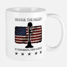 Honor The Fallen Mug