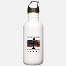 Honor The Fallen Water Bottle