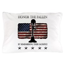 Honor The Fallen Pillow Case