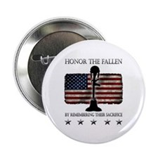 """Honor The Fallen 2.25"""" Button (100 pack)"""