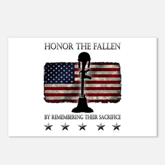 Honor The Fallen Postcards (Package of 8)