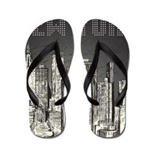 New York City Flip Flops