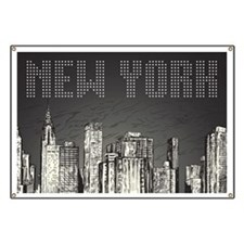 New York City Banner